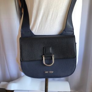 Nine West two tone Messenger Bag